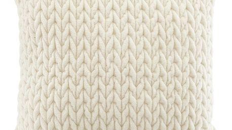 Polštář ozdobný heidi, 45/45 cm