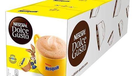 Kapsle pro espressa Nescafé Dolce Gusto Nesquik 3 balení