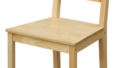Židle 769 nelakovaná