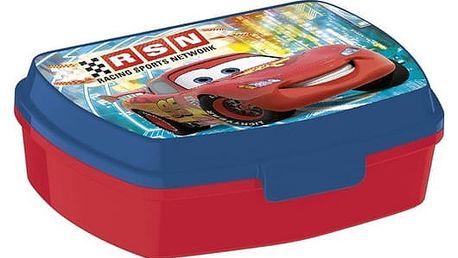 BANQUET svačinový box Cars