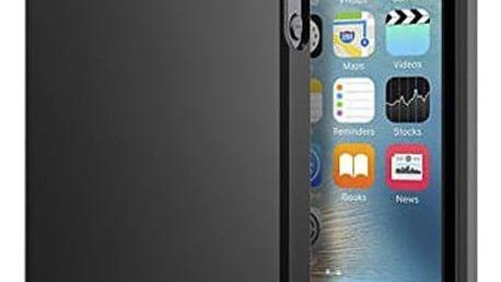 Spigen Thin Fit kryt pro iPhone SE/5s/5, černá - 041CS20168