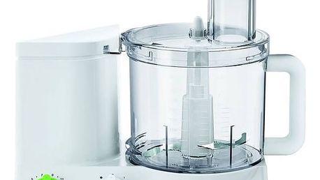 Kuchyňský robot Braun FP 3010 bílý/zelený + Doprava zdarma