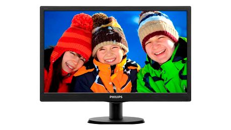 "Philips 193V5LSB2 - LED monitor 19"" - 193V5LSB2/10"