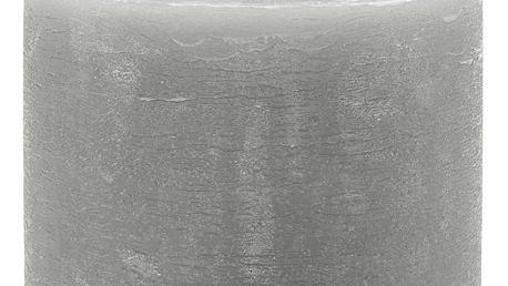 Svíčka se třemi knoty lia, 10 cm