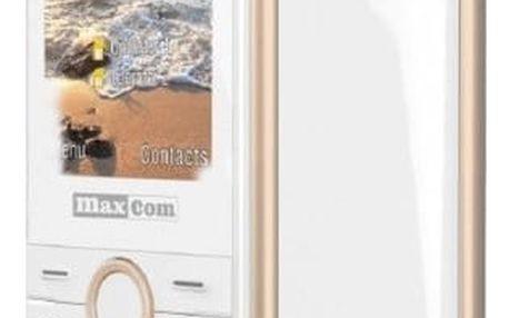 MAXCOM MM136 - White