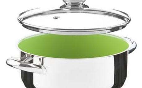 KOLIMAX CERAMMAX PRO STANDARD rendlík s poklicí 22cm 3,0l, zelená