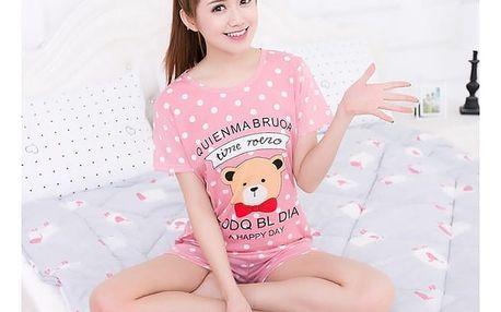 Pyžamový set s animovaným potiskem