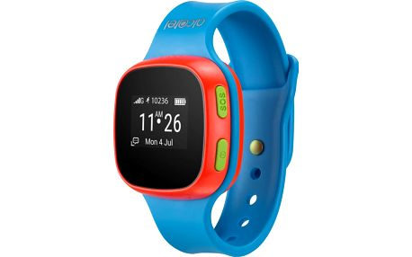 ALCATEL MOVETIME Track&Talk Watch, Blue/Red - SW10-2GALCZ1