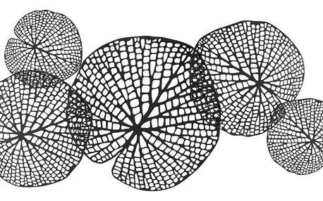 Dekorace nástěnná toy, 97/47/3 cm