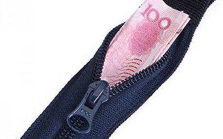 Peněženka v pásku