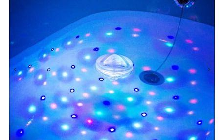 Dekorační světlo do vody Disco