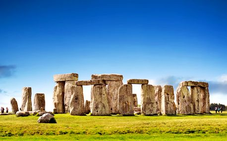 Londýn a okolí s návštěvou Stonehenge a Oxfordu