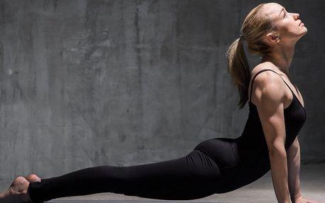 Lekce jogalates: Kombinace jógy a pilates