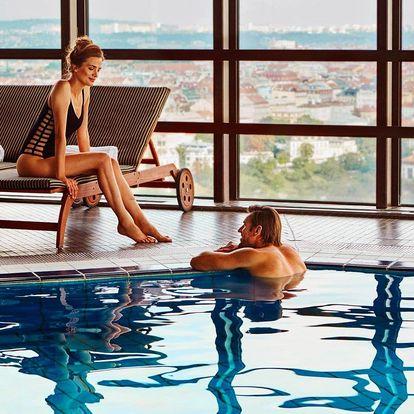 Wellness pobyt v pražském hotelu Corinthia *****