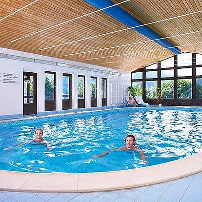 3denní last minute pobyt pro 2 s polopenzí a bazénem v hotelu Astra v Krkonoších