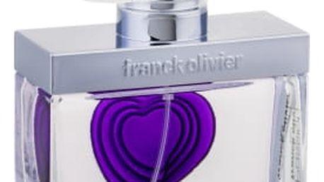 Franck Olivier Passion 25 ml parfémovaná voda pro ženy