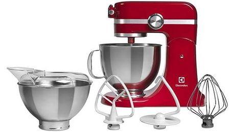 Kuchyňský robot Electrolux Assistent EKM4000 červený Příslušenství k robotu Electrolux masomlýnek ACCESSORY MG (zdarma) + Doprava zdarma