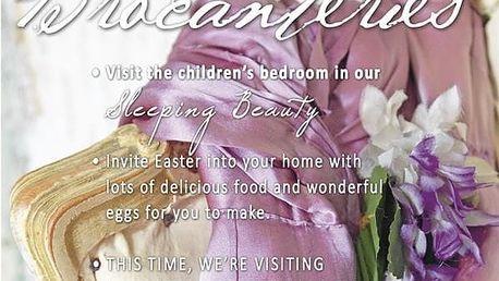 Jeanne d'Arc Living Časopis Jeanne d'Arc Living 4/2017 - anglická verze, fialová barva, papír