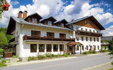 3 až 6denní wellness pobyt s půjčením kol pro 2 v hotelu Lesní dům v Bavorském lese