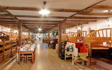 Romantika s wellness a skvělou kuchyní ve Vyškově