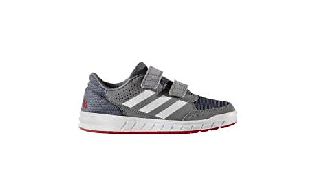 Dětské boty adidas AltaSport CF K 30 GREY/FTWWHT/ONIX