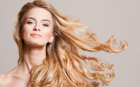 Kadeřnický balíček - Dámský střih a péče o vaše vlasy