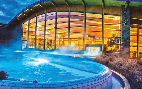 Koupání plné zážitků ve SPA komplexu Terma Bania