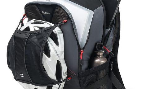 "DICOTA Backpack Ride 15,6"", černá - D31046"