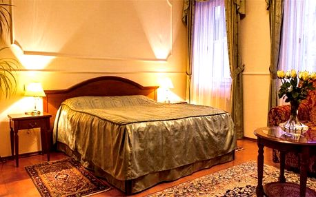3–6denní luxusní wellness pobyt pro 2 v hotelu Renesance Krásná Královna**** ve Varech