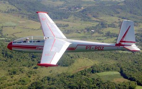 Let legendárním větroněm Blaník L-13