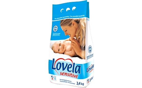 Lovela Sensitive 3,4 kg, 38 praní