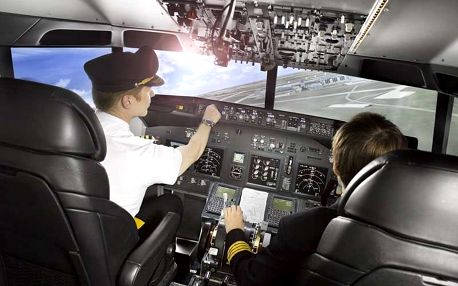Pilotem Boeingu 737