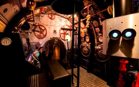 Simulátor ponorky