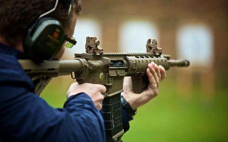 Akční střelba