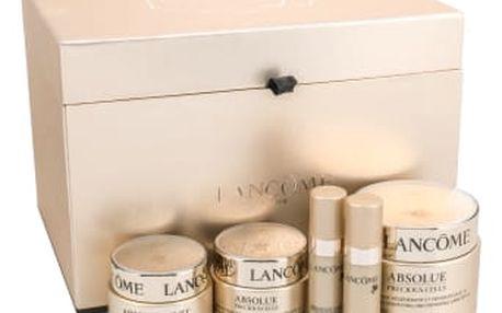 Lancome Absolue Precious Cells SPF15 dárková kazeta proti vráskám pro ženy Absolue Prec. Cells Cream SPF15 50 ml + 15 ml + Absolue Nuit Prec. Cells Night Cream 15 ml + Absolue Reg.Oleo-Serum 5 ml + Absolue Eye Concentrate 5ml