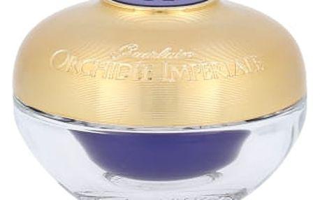 Guerlain Orchidée Impériale The Eye And Lip Cream 15 ml oční krém proti vráskám pro ženy