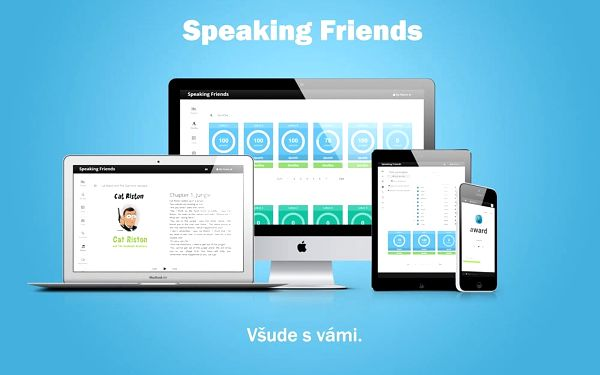 Speaking Friends