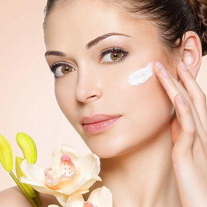 60minutové kosmetické ošetření vč. úpravy obočí