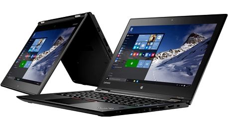Lenovo ThinkPad Yoga 260, černá - 20FD002VMC