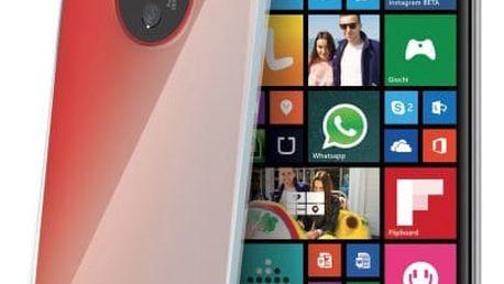 CELLY Gelskin pouzdro pro Nokia Lumia 830, čirá - GELSKIN439