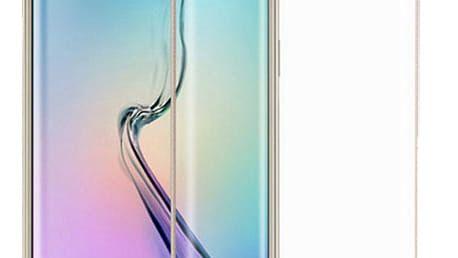 Screenshield ochrana displeje Tempered Glass pro Samsung Galaxy S6 Edge+ (SM-G928F), zlatá - SAM-TGGG928-D