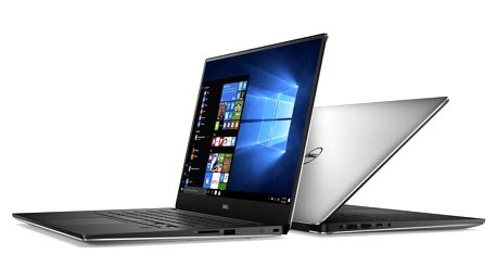 Dell XPS 15 (9560) Touch, stříbrná - 9560-spec4