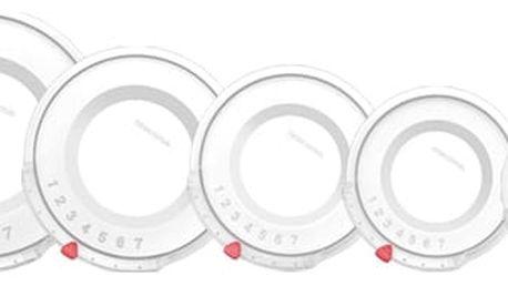 TESCOMA plastové poklice UNICOVER, 5 ks, pro sady nádobí PRESTO, AMBITION, VIVA