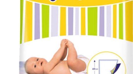 2x BELLA PANDA - dětské přebalovací podložky 10ks