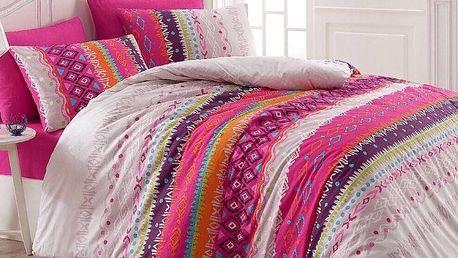 Nigh in Colours Bavlněné povlečení Melanie 140 x 200, 70 x 90 cm, 140 x 200 cm, 70 x 90 cm
