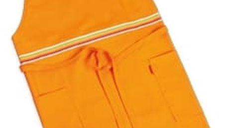 TESCOMA kuchyňská zástěra PRESTO TONE, oranžová