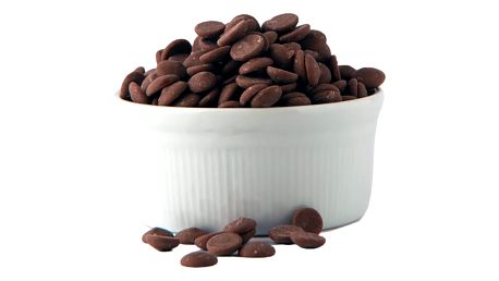 Mléčná čokoláda do fontány Callebaut 300 g