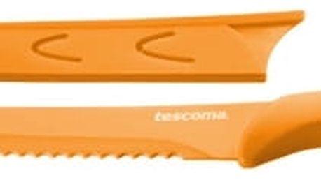 TESCOMA antiadhezní nůž na chléb PRESTO TONE 20 cm, oranžová