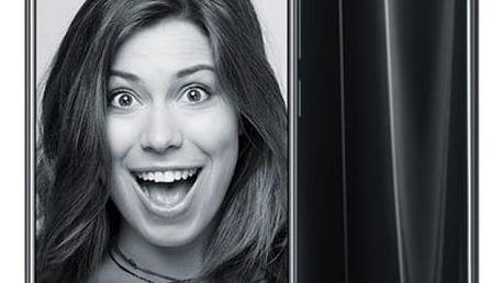 Mobilní telefon Honor 9 Dual SIM 64 GB (51091TBH) černý + DOPRAVA ZDARMA