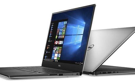 Dell XPS 15 (9560) Touch, stříbrná - 9560-spec4